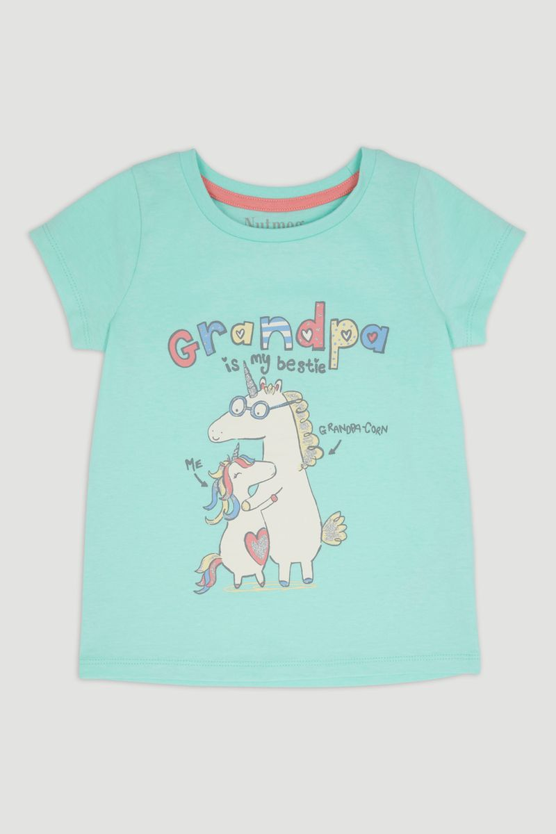 Grandpa Unicorn T-Shirt