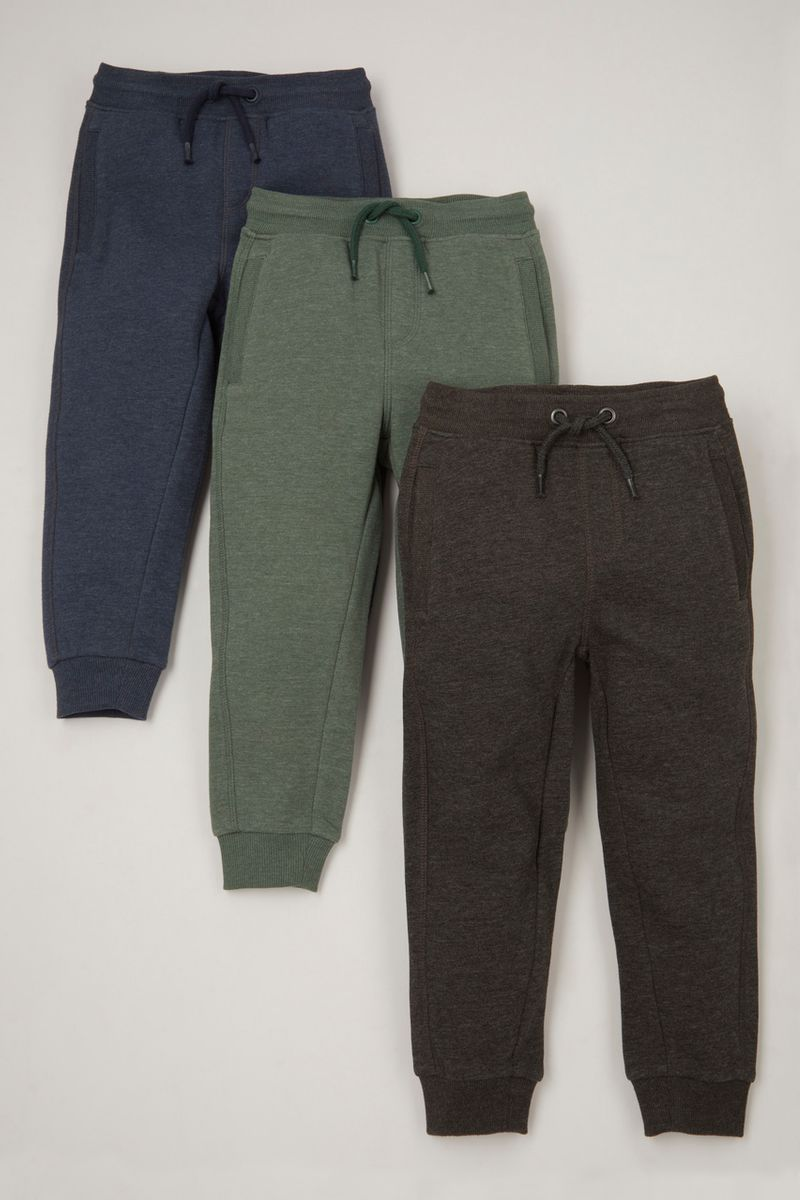 3 Pack Joggers