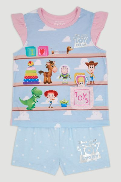 Disney Toy Story Bo Peep Pyjamas