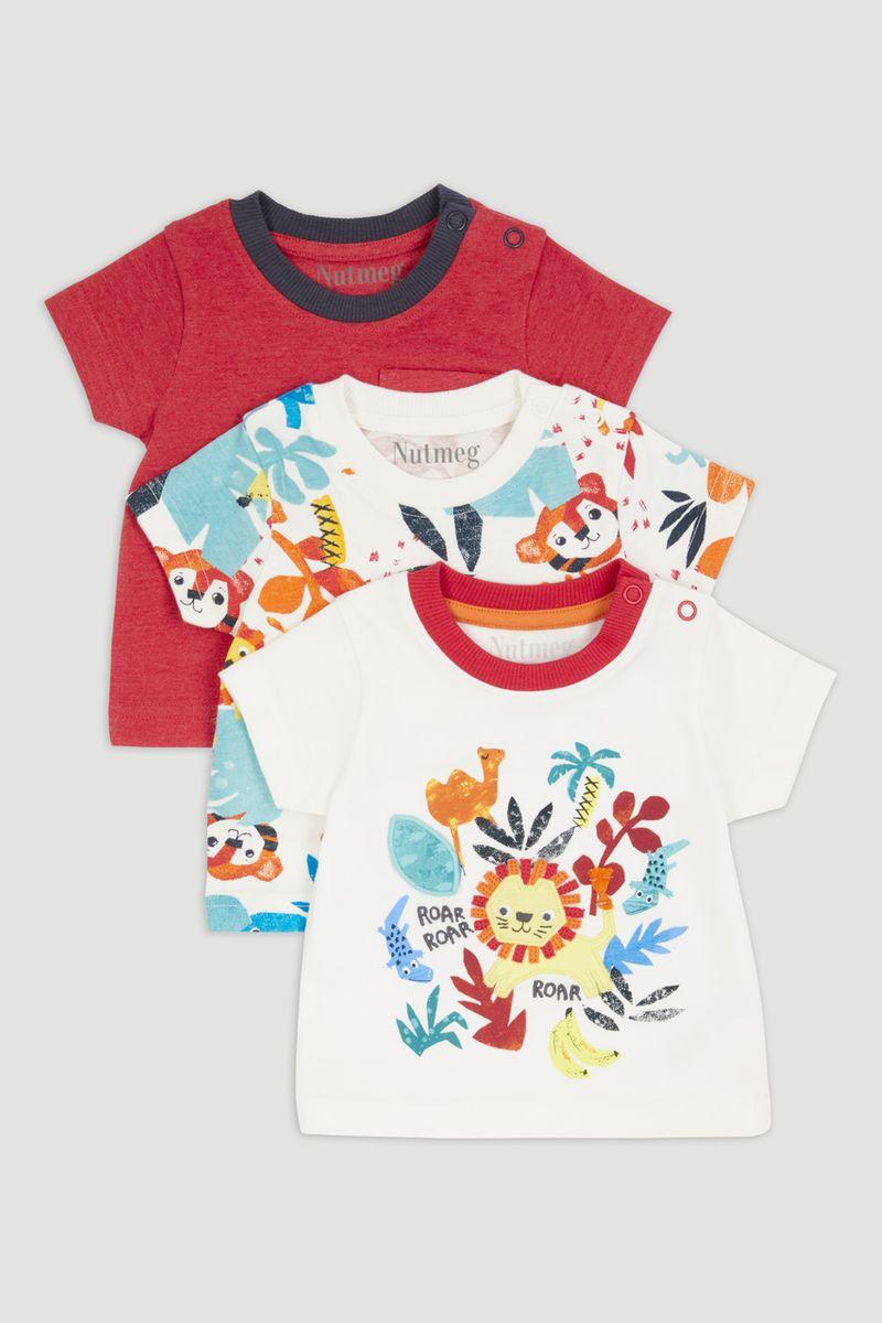 3 Pack Safari T-Shirts