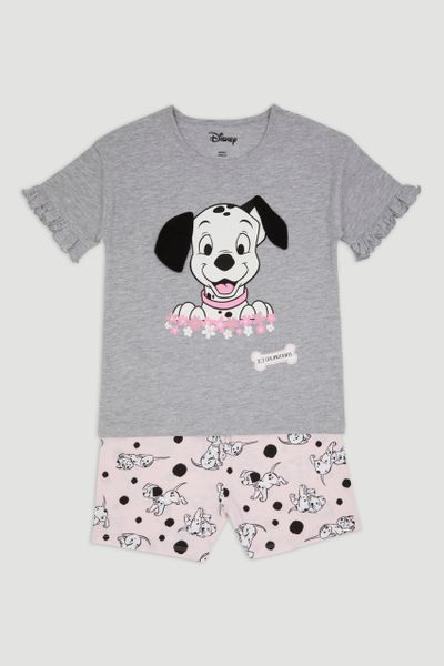 Disney 101 Dalmatians Short Pyjamas