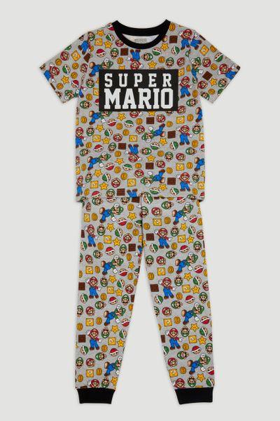 Super Mario Pyjamas