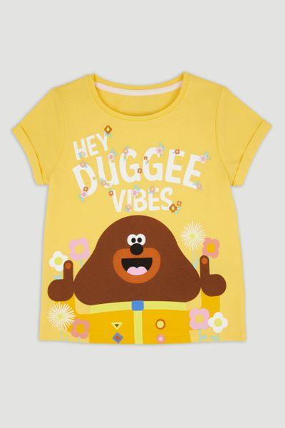 Hey Duggee Flower T-Shirt