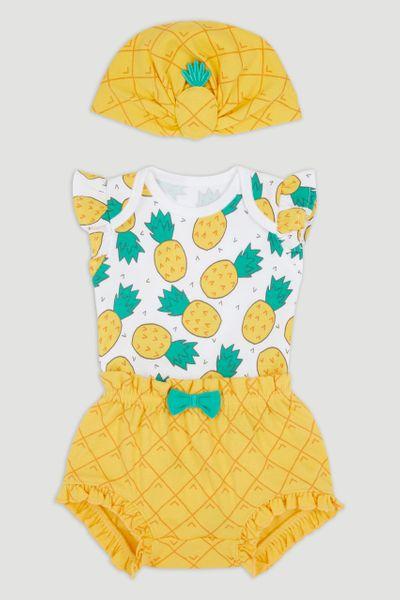 3 Piece Pineapple Set