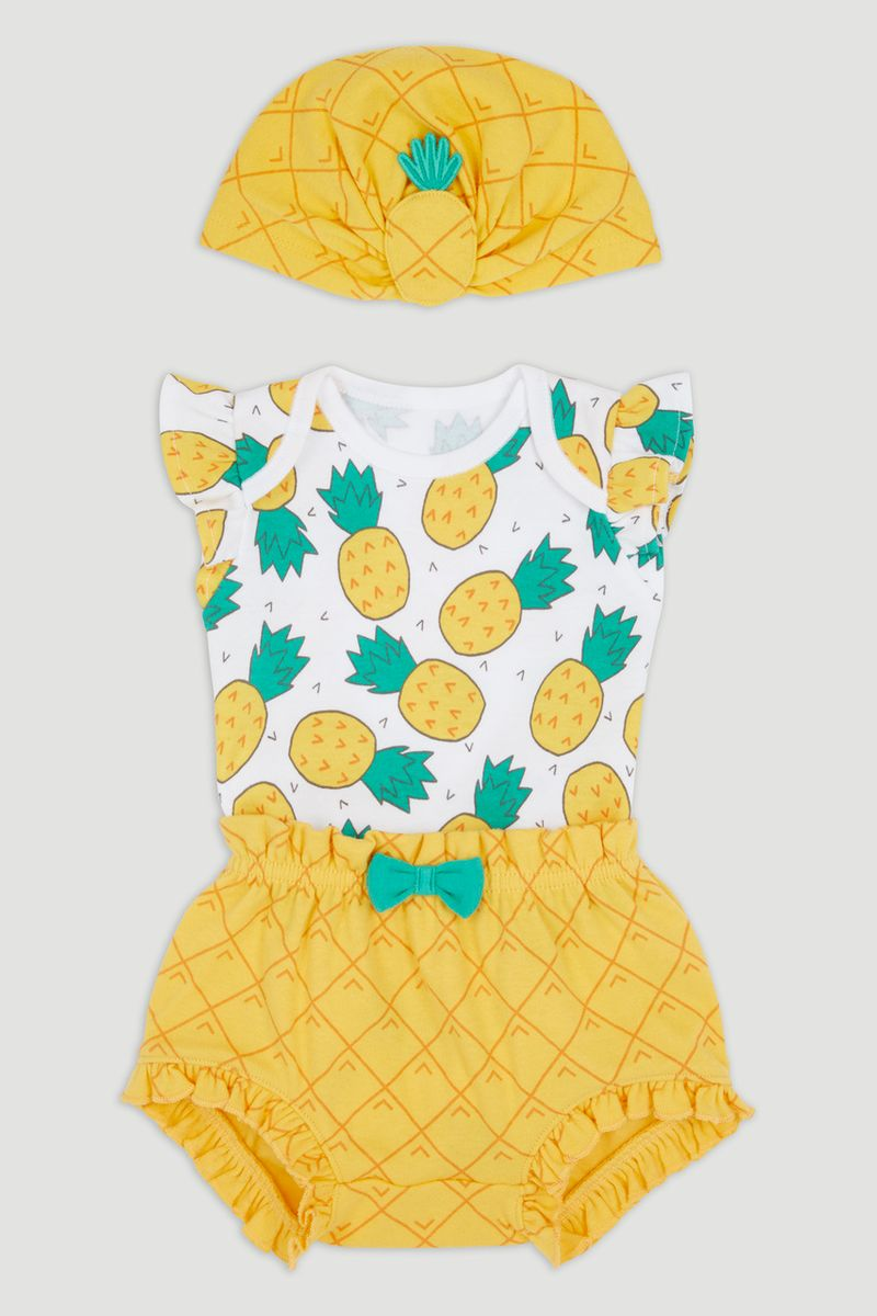 3 Piece Pineapple Set