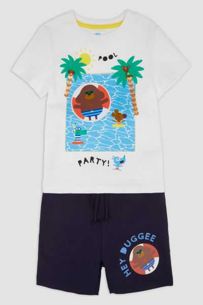 Hey Duggee Shorts & T-shirt Set