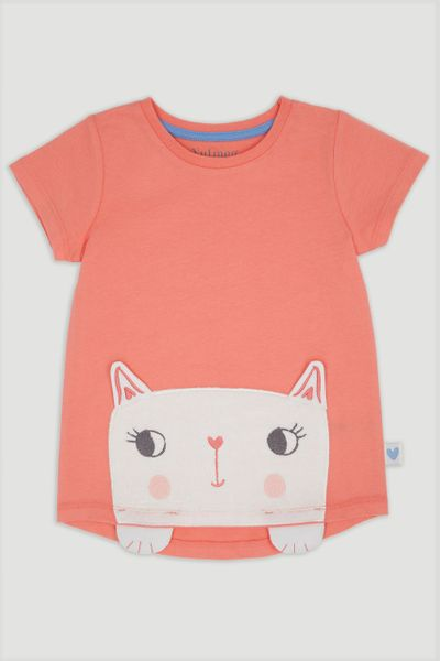 Interactive Cat T-Shirt