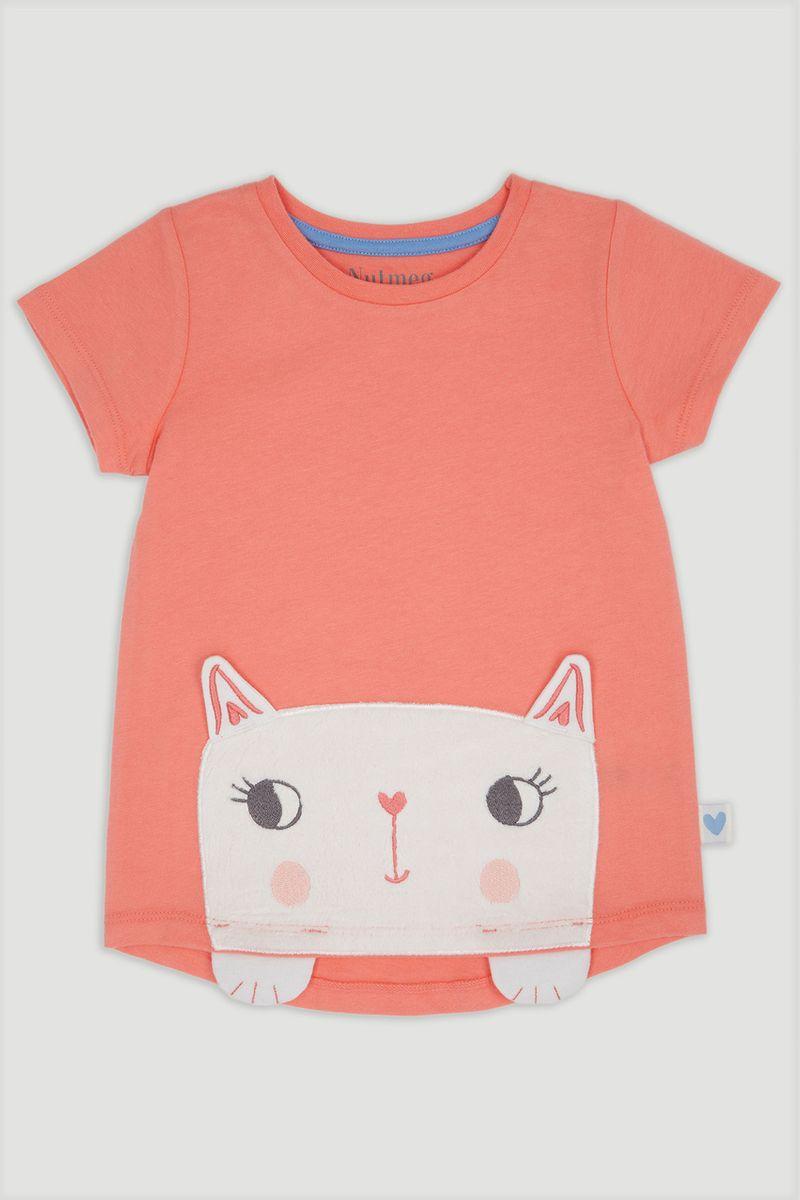 Interactive Cat T-Shirt