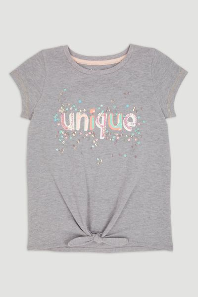 Unique Sequin T-Shirt