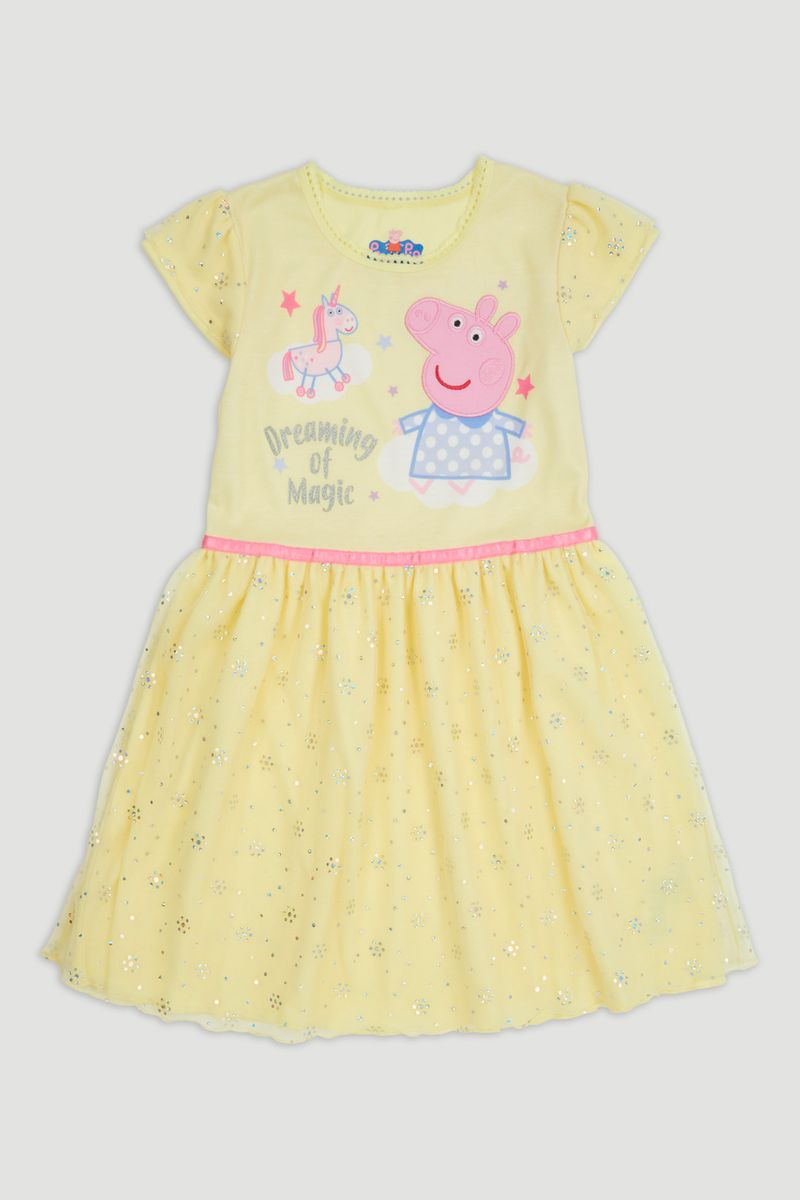 Peppa Pig Lemon Nightdress