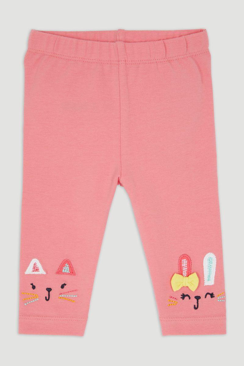 Pink Bunny Legging