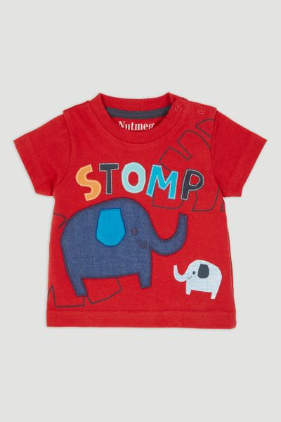Interactive Elephant T-Shirt