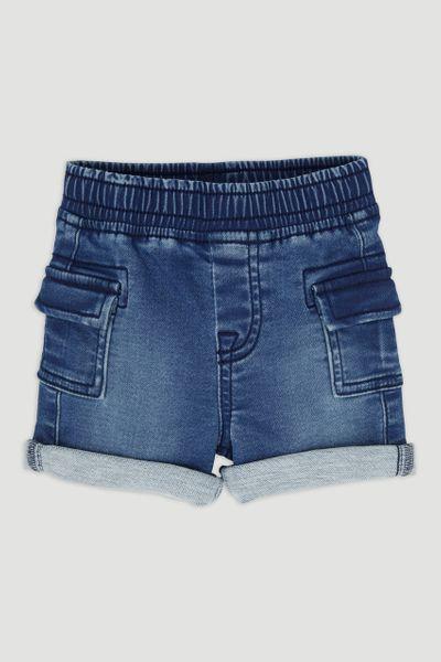 Denim Shorts 01m - 3yrs