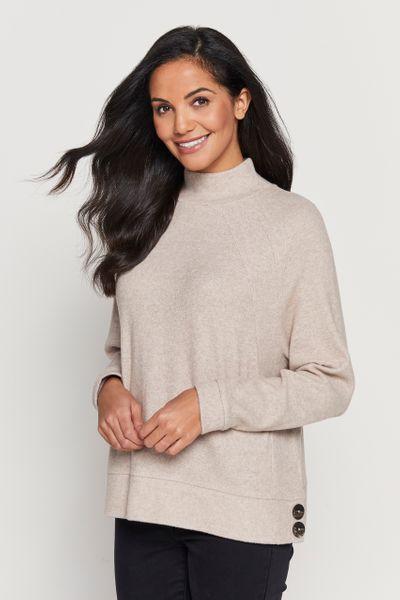 Oatmeal Cosy Sweatshirt