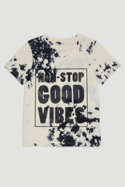 Good Vibes Tie Dye T-shirt