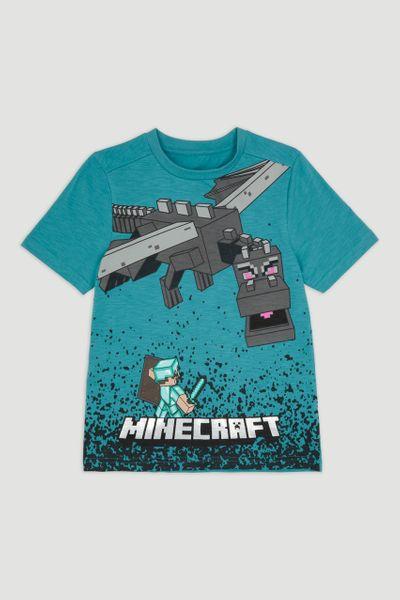 Minecraft Dinosaur T-Shirt