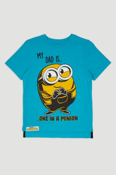 Despicable Me Minions Dad T-Shirt
