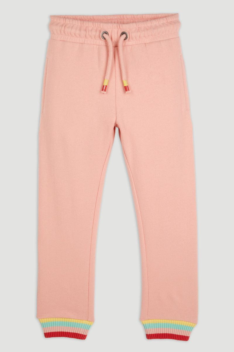 Pink Rainbow Joggers