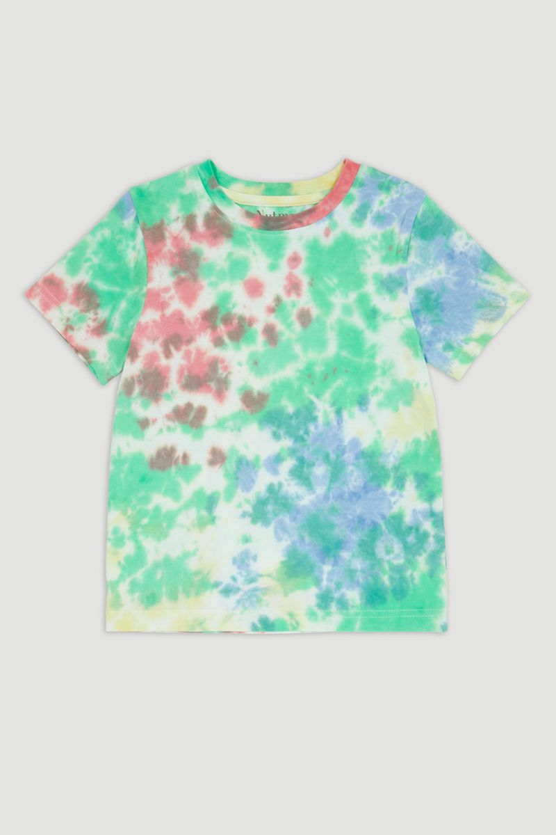 Bright Tie Dye T-Shirt