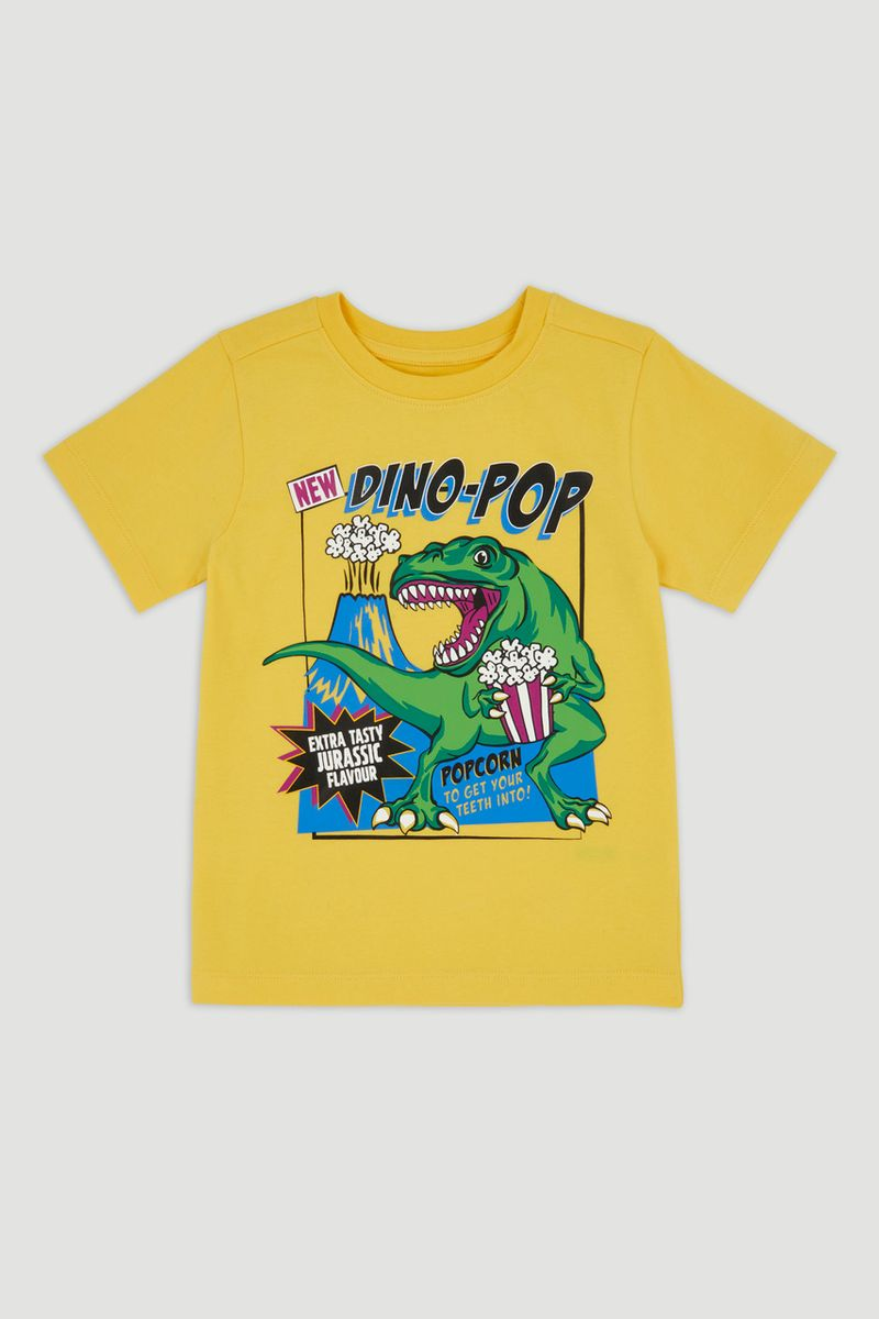 Dino Snacks T-shirt