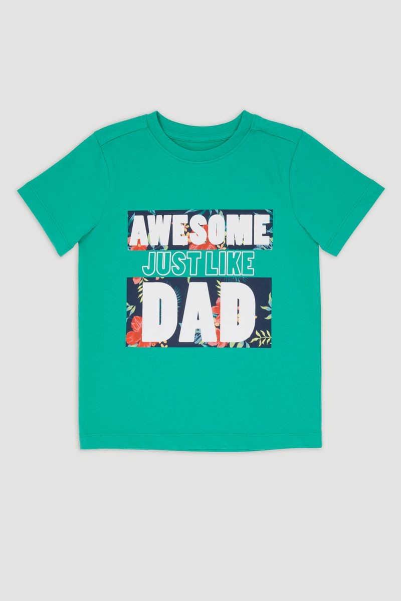 Awesome Like Dad T-shirt