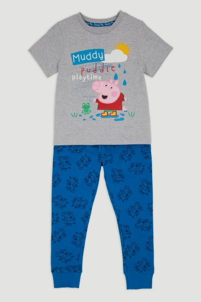 Peppa Pig George T-shirt & Joggers Set
