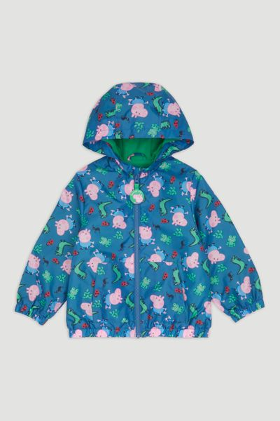 Peppa Pig George Hooded Jacket