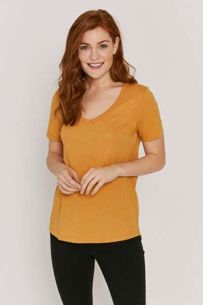 Ochre Short Sleeve T-Shirt