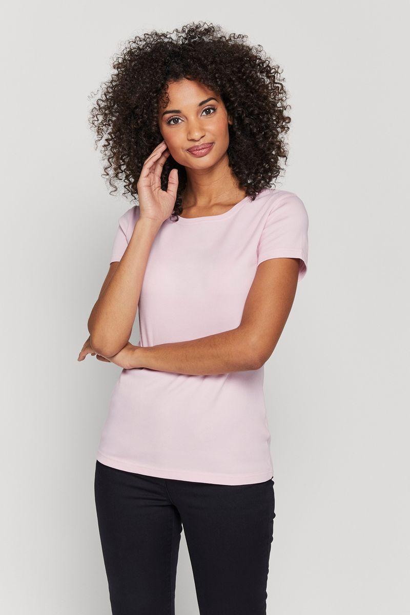 Short Sleeve Pink T-shirt