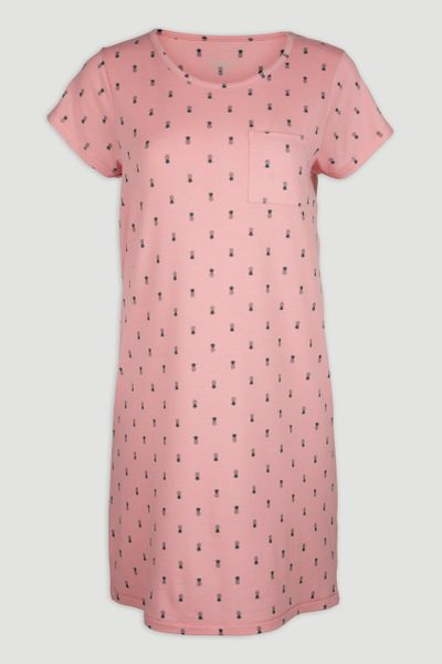 Pink Pineapple Nightdress