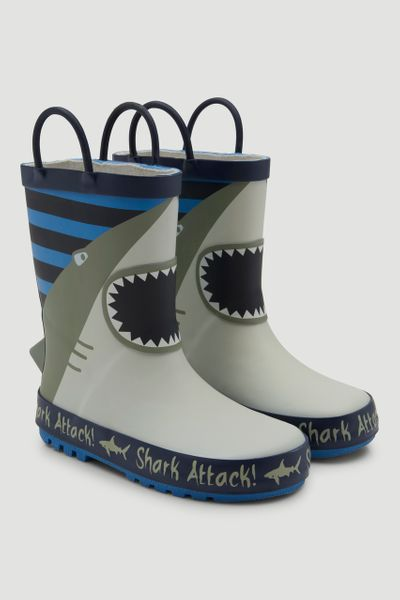 Shark Wellies