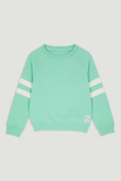 Mint Crew Neck Sweatshirt