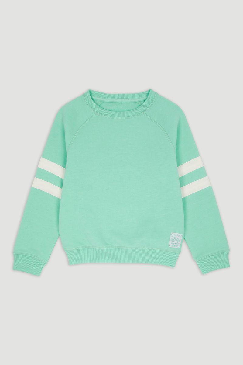 Mint Crew Neck Sweatshirt