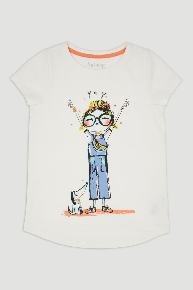Yay Girl T-Shirt