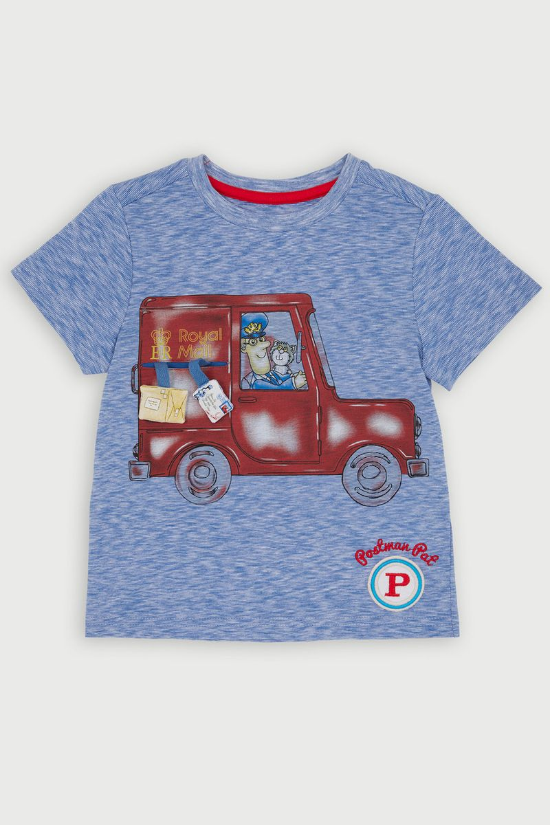 Interactive Postman Pat T-shirt