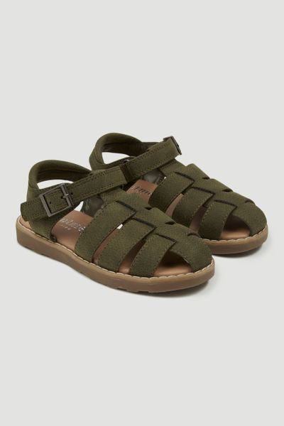 Khaki Sandal