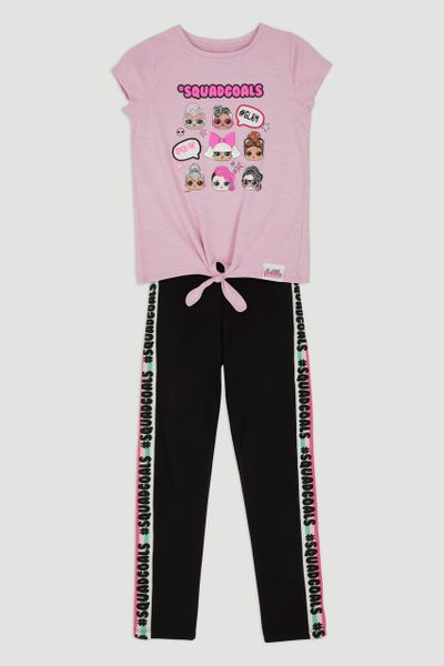 LOL Surprise T-Shirt & Legging Set