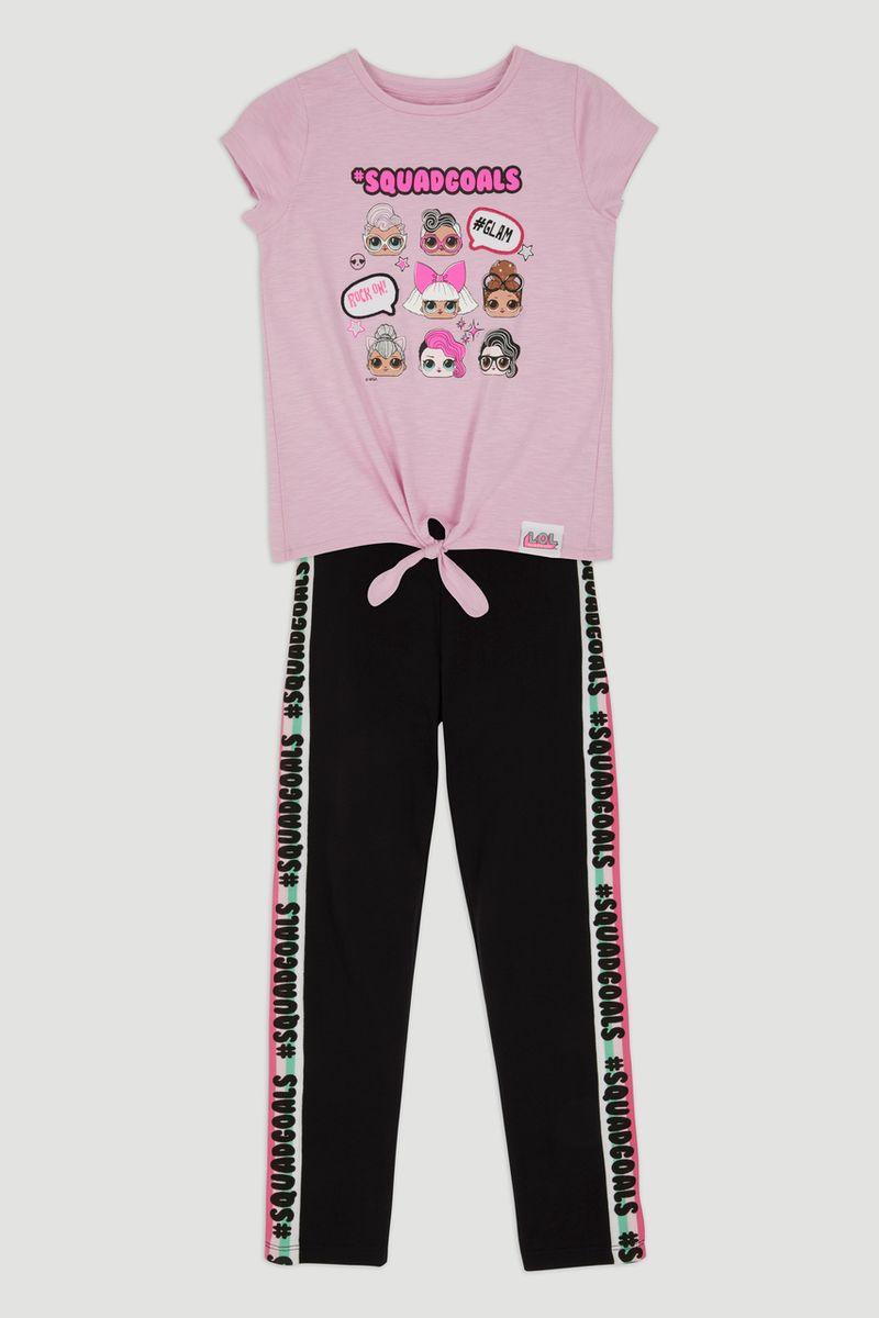 LOL Surprise T-Shirt & Legging Set