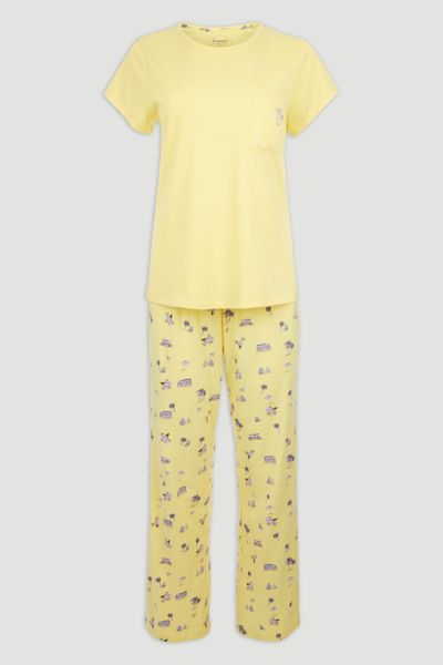 Yellow Campervan Pyjamas