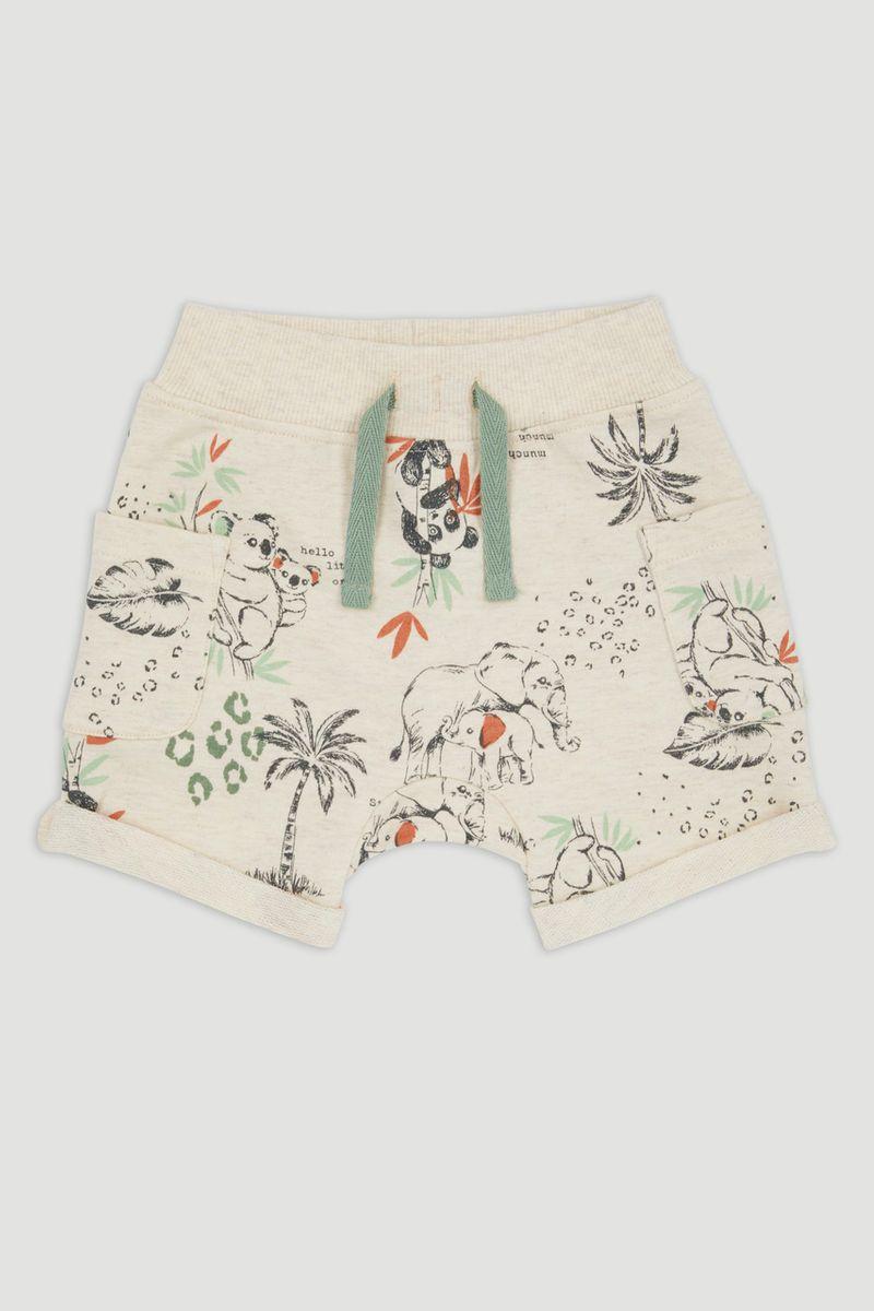 Animal Jersey Shorts