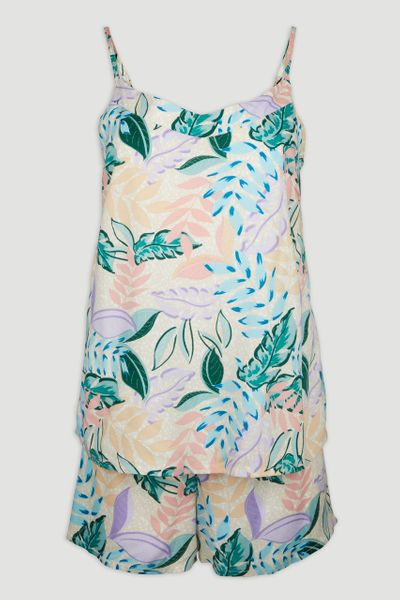 Tropical Print Pyjamas