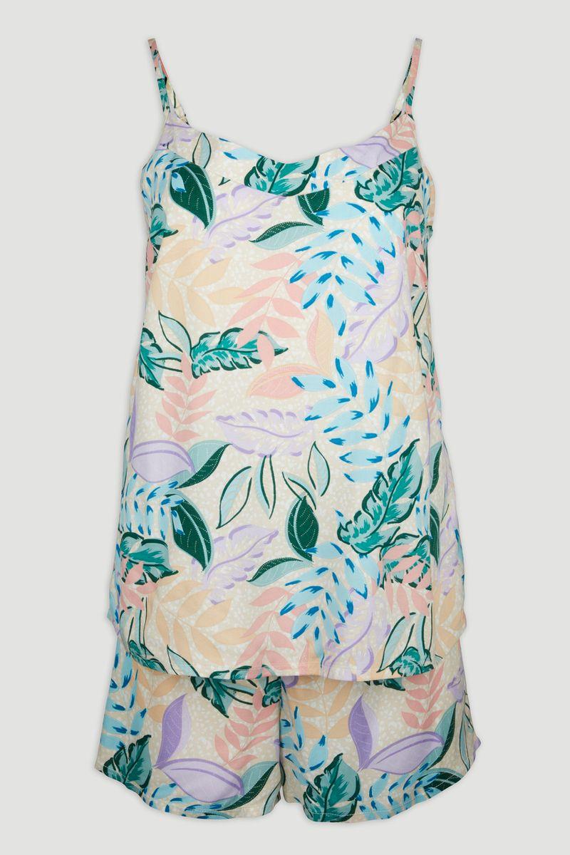 Tropical Print Pyjamas