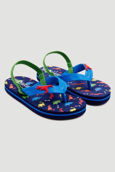 Dinosaur Flip Flops