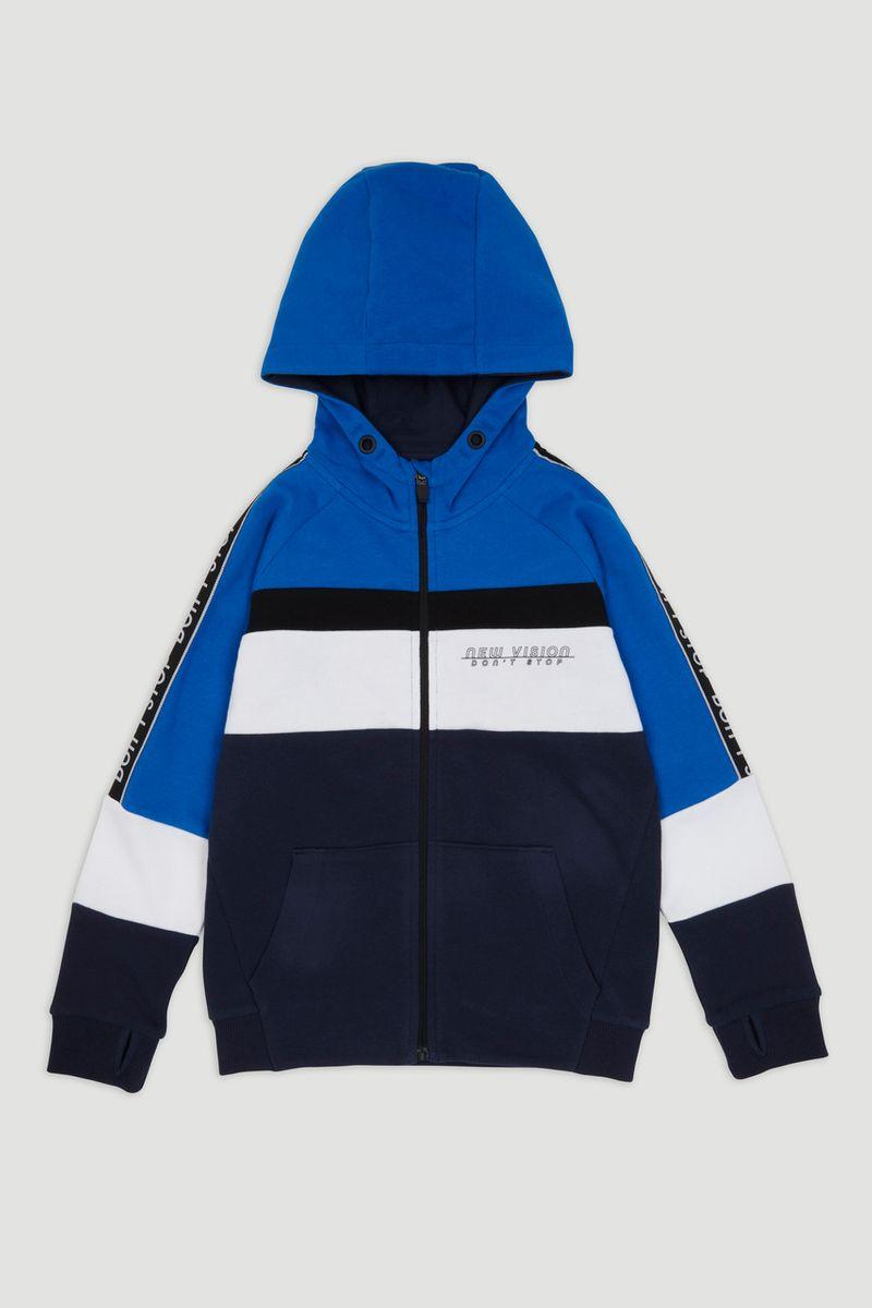 Cobalt Blue Hoodie