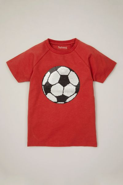 Red Football Interactive T-shirt