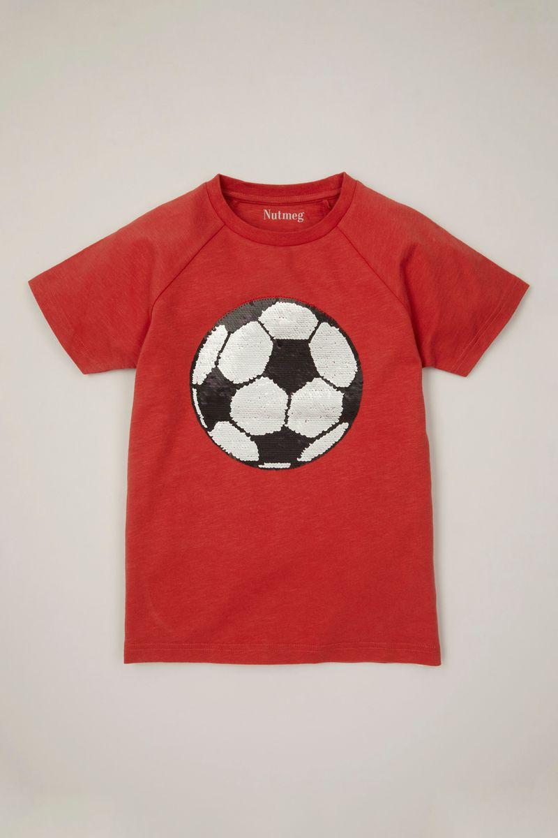 Red Football Interactive T-shirt