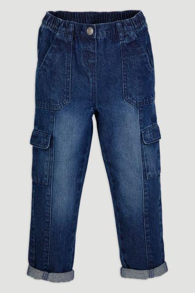 Denim Utility Jeans