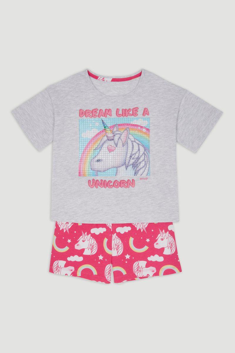 Unicorn Emoji Pyjamas