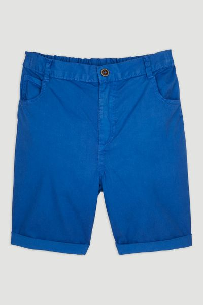 Chino Shorts Cobalt 1-14yrs