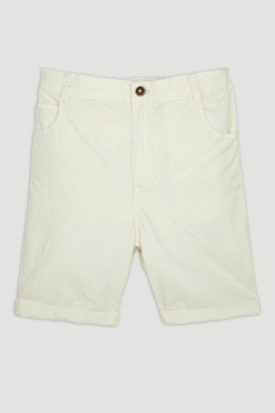 Chino Shorts Cream 1-14yrs